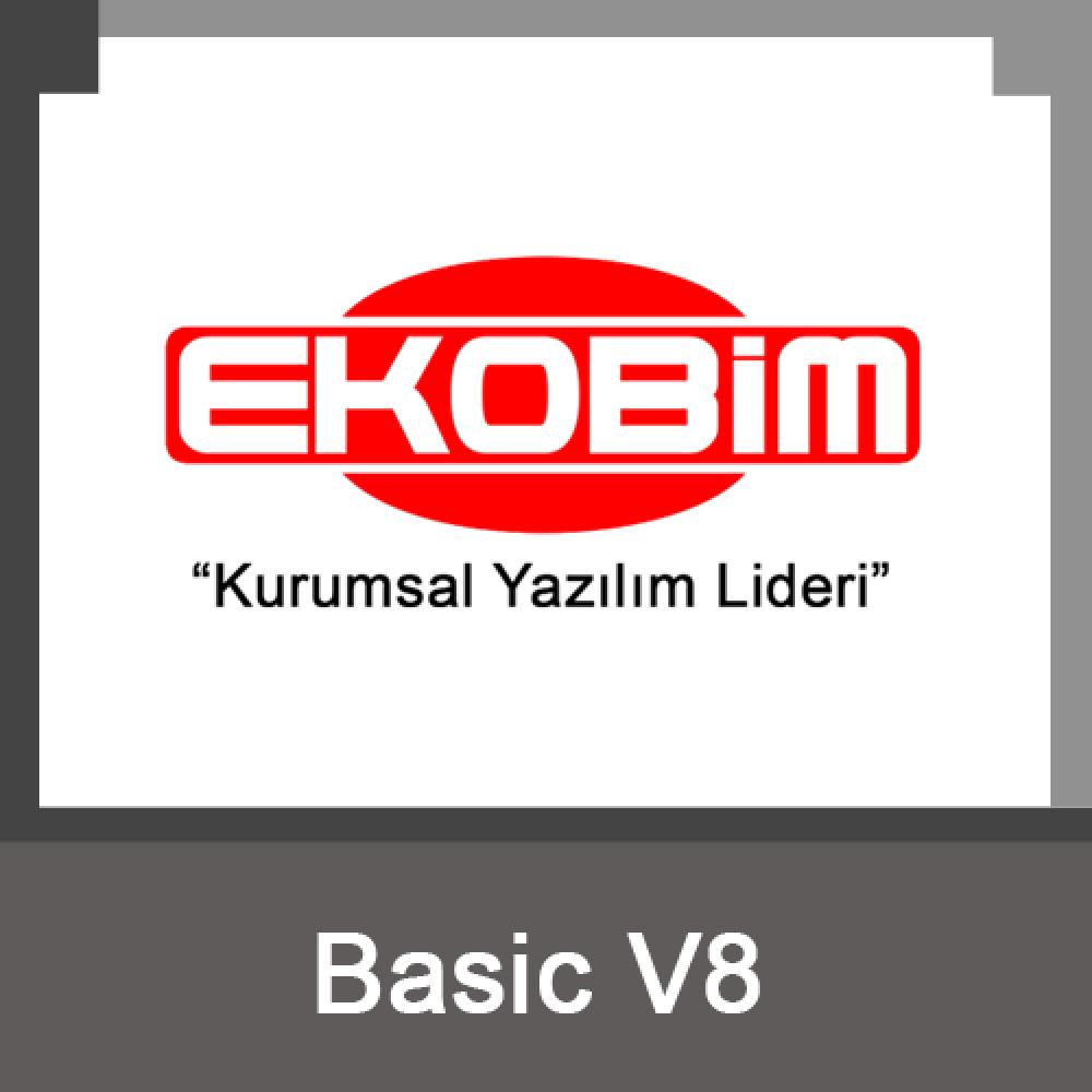 Ekobim LocaB1 (Basic Ticari Muhasebe Programı)